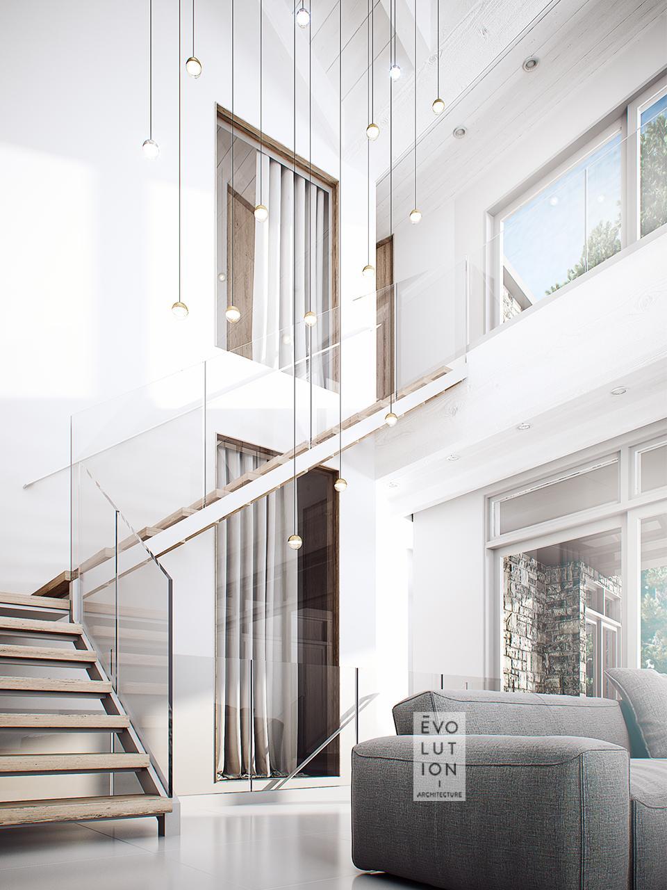 Escalier Maison P+S