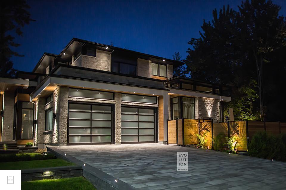 Garages de la Maison B+A