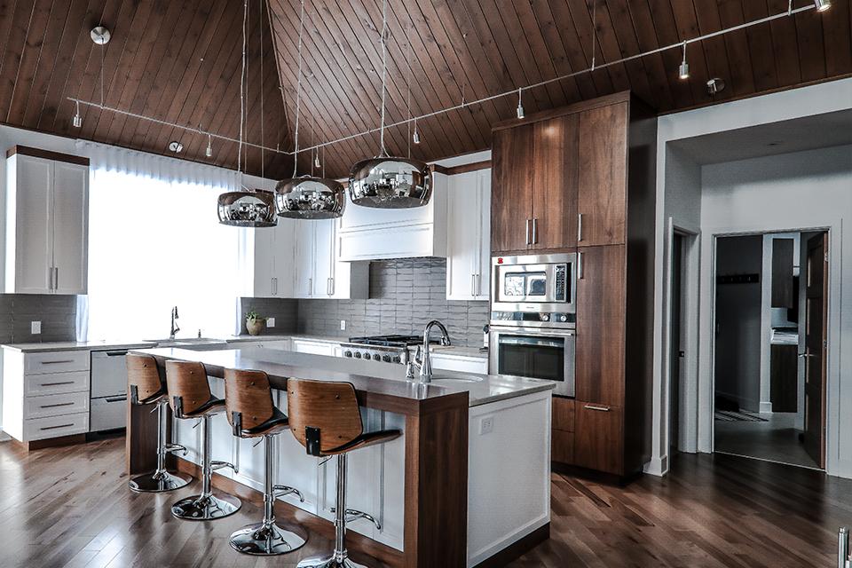 cuisine de la maison 2M